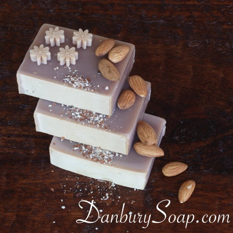 Marzipan Soap