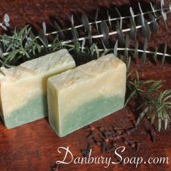 Rosemary, Eucalyptus, & Clove Soap