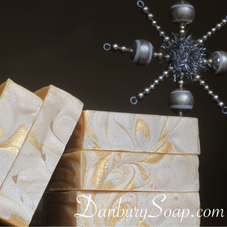 Gold, Frankincense, & Myrrh Soap