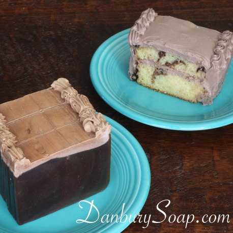 Pastry Chef's Buttercream Soap