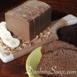 Banana Nut Bread Soap