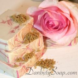 Brown Sugar & Roses Soap