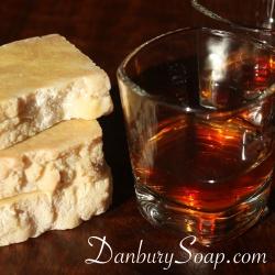 Sandalwood & Bourbon Soap