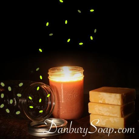 Summer Nights Bug Repellent Soap