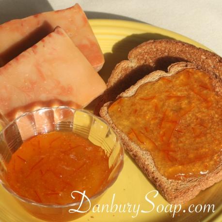 Orange Marmalade Soap