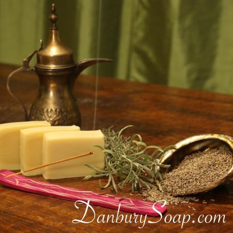 Organic Lavender Patchouli Soap