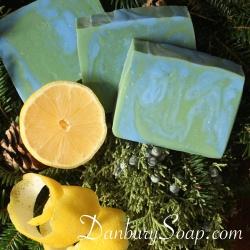 Juniper Lemon Soap