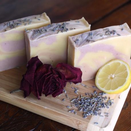 Rose Lavender Lemon
