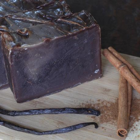 Cinnamon Vanilla Soap