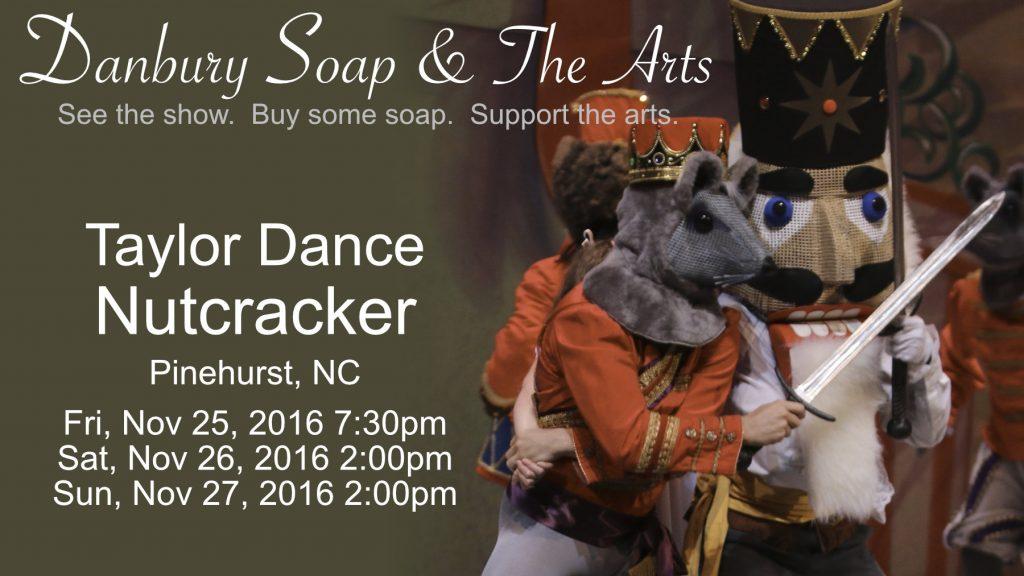 Taylor Dance Nutcracker 2016