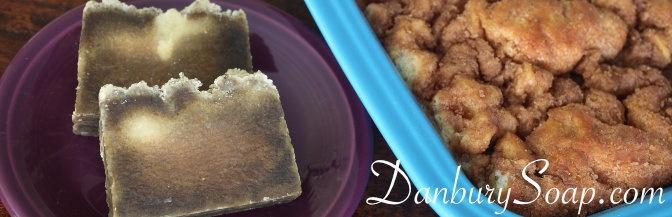 Sugar Plum's Bread Pudding Soap